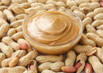 Peanut Butter is one of the best Weight Gain Foods