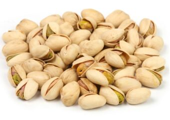 Pistachio is one of the best muscle building foods