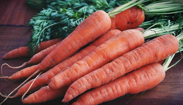 Carrot is one of the best weight loss foods